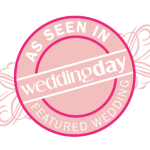 WeddingDay Featured Wedding