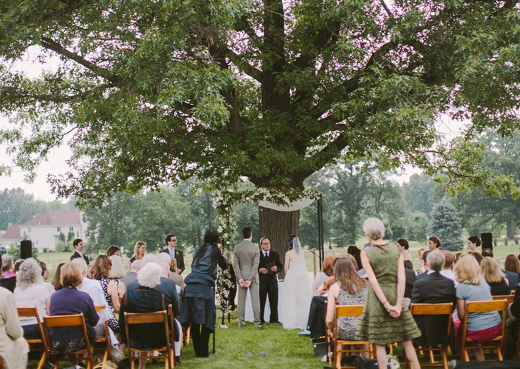 Outdoor Wedding Venues in Michigan - Michigan Wedding Venues