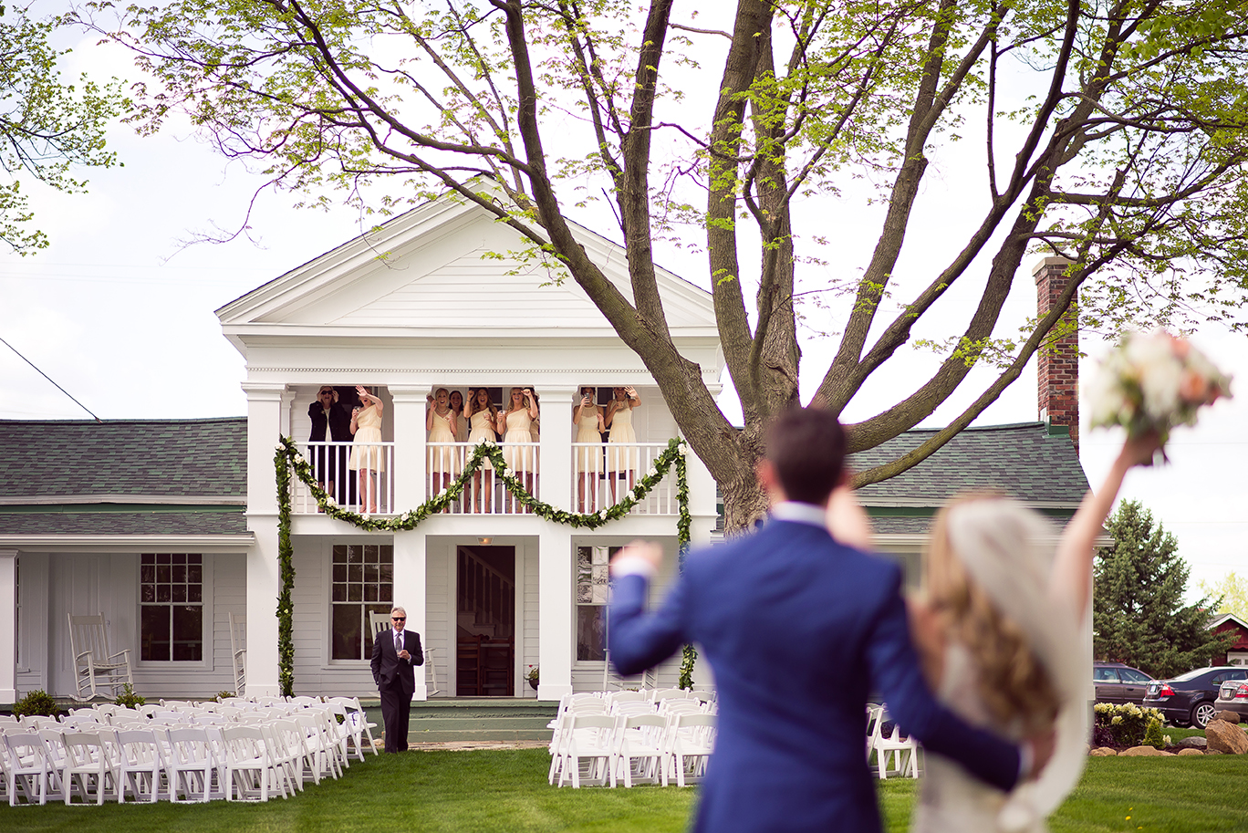 Outdoor Wedding Venues In Michigan