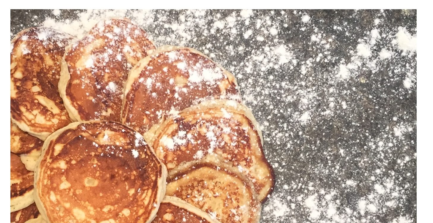 Cornman Farms' Homestead Pancake Recipe