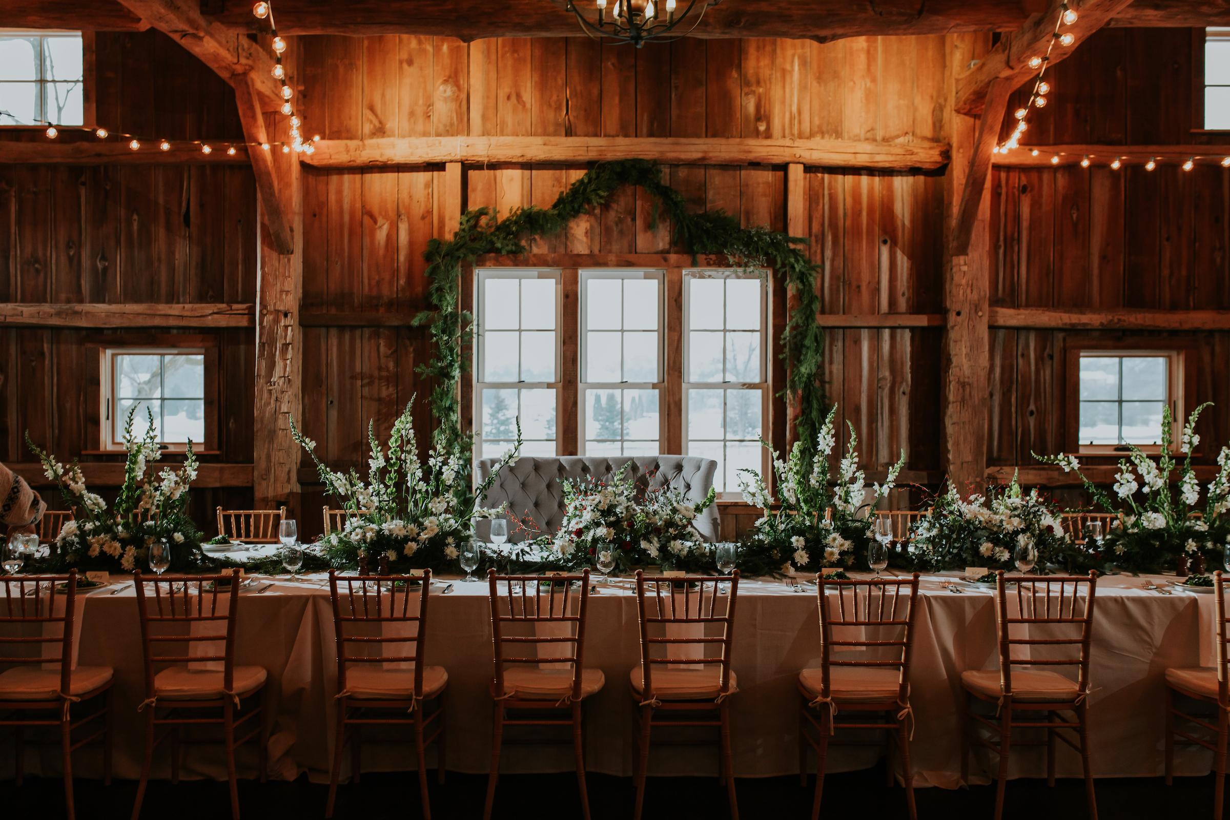 Winter Weddings in Michigan - Intimate Winter Wedding Venues
