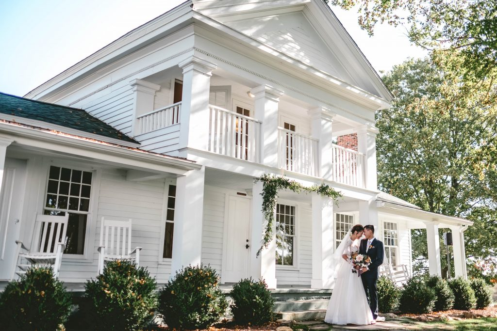 Intimate Wedding at Zingerman's Cornman Farms