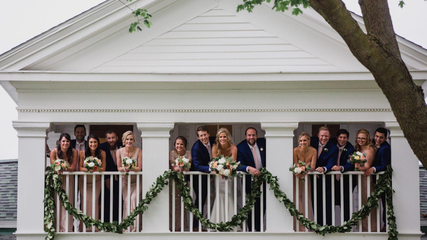 Saying Thanks: Wedding Party Gift Ideas