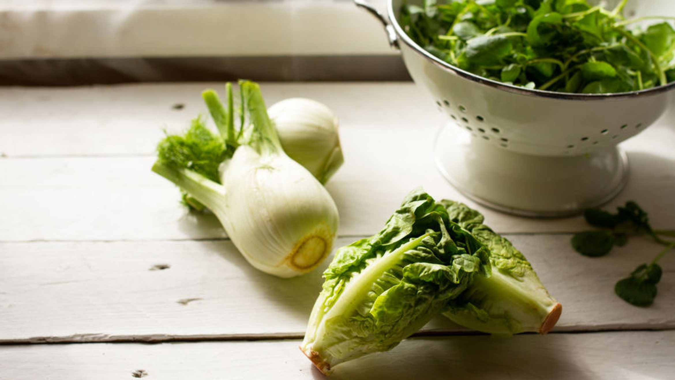 Confit Fennel Salad Recipe